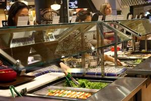 organic options in eaton centre's newest food court